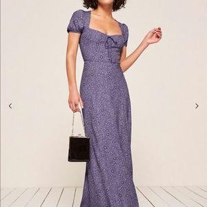 NWT Reformation Rosetti Maxi Dress